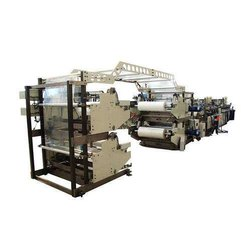 Fully Automatic Pouch Making Machine