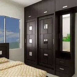Wood Work Interior Designings