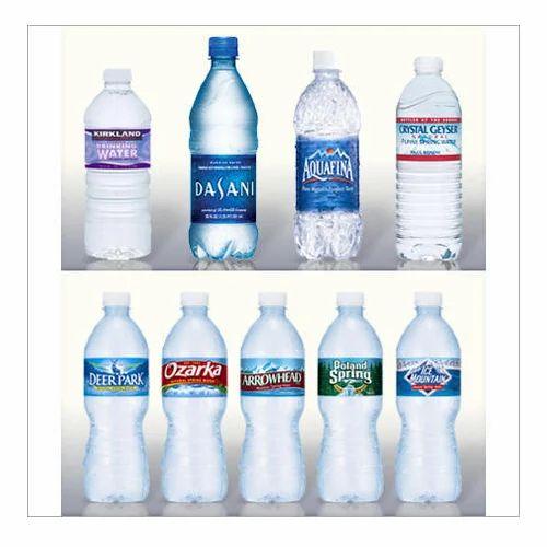 Pet Bottle Label Shrink Packaging Type