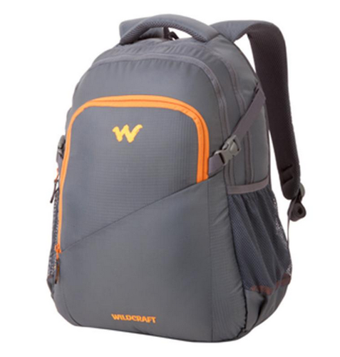 a8c137fb92 Wildcraft Grey Traverse Backpack 2.1