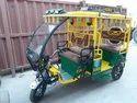 Kuku Greens Delux E Rickshaw