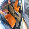 Faux Leather Seat Cover, Packaging: Ldpe Bag