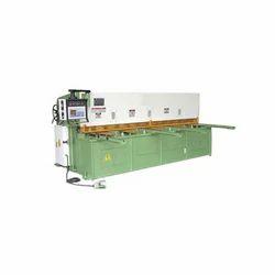Fix Rake Angle Hydraulic Shearing Machine