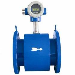 Telemetry Electromagnetic Pipe Flow Meter