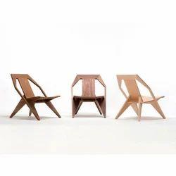 Modern Designer Wooden Chair