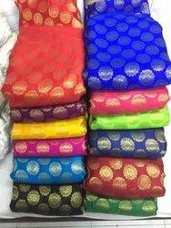Silk 44-45 Fancy Double Cloth Jacquard Fabrics