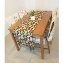 Printed Rectangular Table Runner