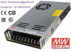 Meanwell 24VDC 14.6A Power Supply