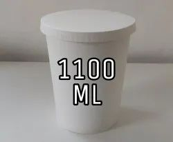 1100 ML Paper Container With PaperLid
