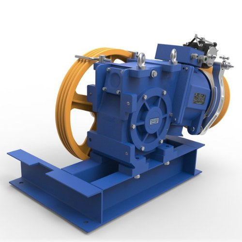 Traction Geared Machine