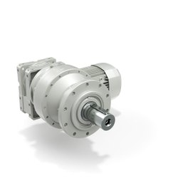 3/V Series Combined Planetary/Worm Gearmotors & Units