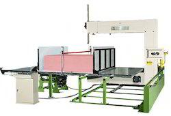 PU Foam Horizontal Cutting Machine