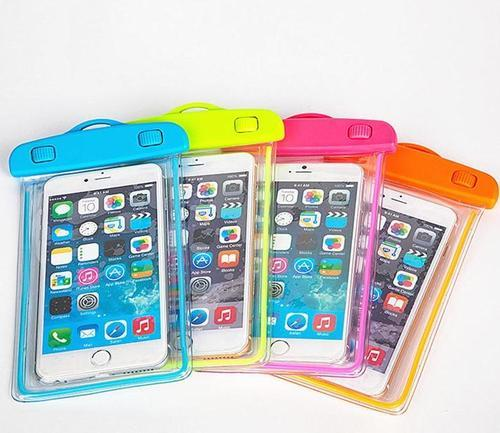 huge selection of c07b9 3f218 Universal Mobile Phone Waterproof Pouch