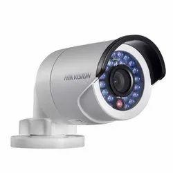 1/3 Inch Progressive Scan Cmos Hikvision IR Mini Bullet Network Camera