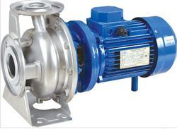 Lubi Three Phase Monoblock Pumps