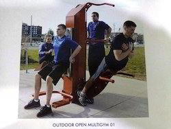 Outdoor Fitness Multi Gym