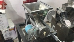 Chapati Ball Cutting Machine Mechanical