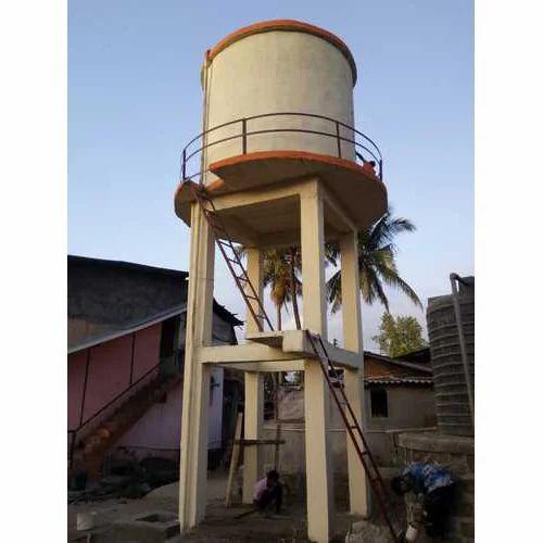 ESR RCC Storage Tank Construction Service in Raigad, Shilpa
