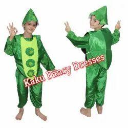 Kids Peas Costume