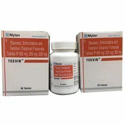 Emtricitabine Tenofovir Efavirenz Tablets