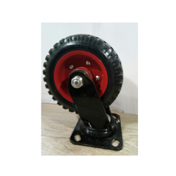 Rubber Grip Caster Wheel