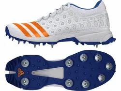 m / s, rahul venditore di scarpe adidas blu 2017 e arancione cricket & 2017 blu dfd845