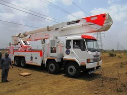 Insulated Aerial Bucket Truck