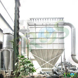 Steel Induction Furnace Air Pollution Control Equipment