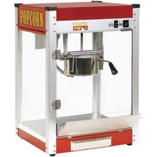 Automatic Electric Popcorn Machine