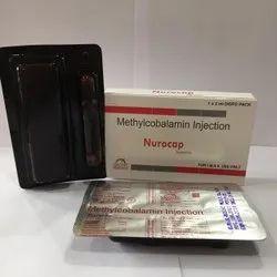 Methylcobalamin 1500mcg/2ml Injection