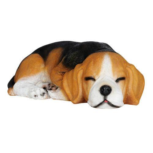 Sleeping Dog Statue