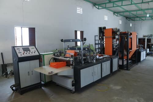 SKY Non Woven Bags Making Machines, Size: B600, Automation Grade: Fully Automatic