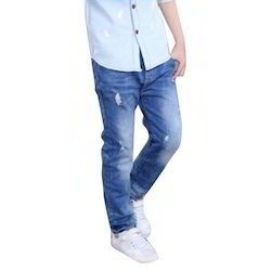 Boys Kids Casual Jeans
