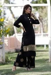 Ladies Kurti Set And Dupatta