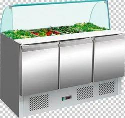 Saladette Refrigerant Table
