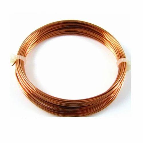 solid bare copper wire at rs 455 kilogram copper wire k krishna rh indiamart com