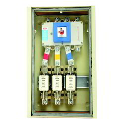 Switch Fuse Units