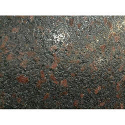 Tan Brown Leather Finish Granite Slabs, 15-20 Mm