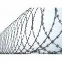 Coated Galvanized Iron Concertina Wire Fence System