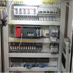 Knackwell 220 Vac PLC System, Automatic, Single Phase