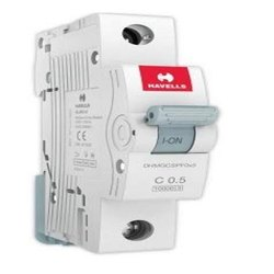 White 32 A SP Havells MCB