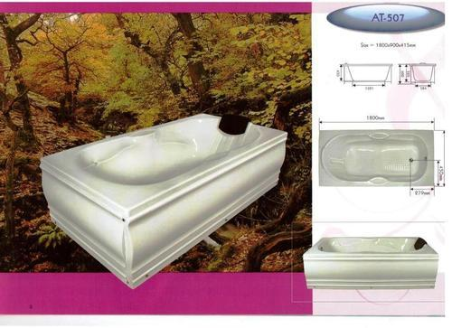 Rectangular Bath Tubs