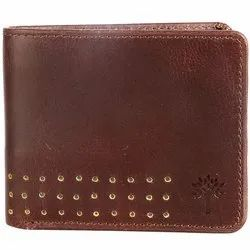 Woodland W 509016 Dark Brown Men's Leather Wallet