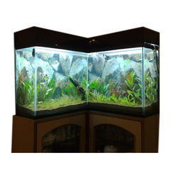 Fish Tank Cabinet Harmonious Colors Pet Supplies Other Fish & Aquarium Supplies