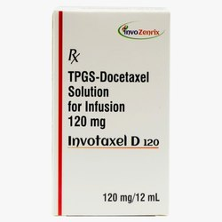 Docetaxel Solution for Infusion (Invotaxel D)