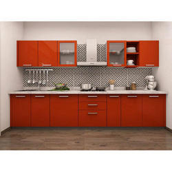 Pvc kitchen cabinets pune mf cabinets for Kitchen designs pune