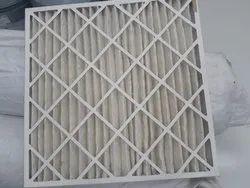 Microfiber Pleated Filter