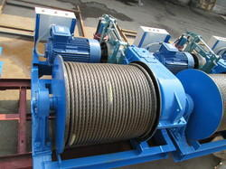 Wire Rope Lifting Pulling Machine