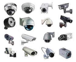 Security CCTV Cameras, in Commercial, 1~2 Year
