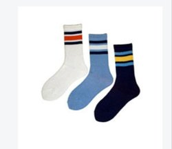 Plain School Socks